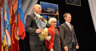 Владимир Давыдов награжден премией Браво