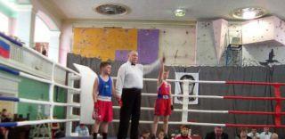Боксерский турнир памяти Михаила Ячменева