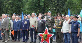 В Каменске-Уральском прошел День ВДВ 2018