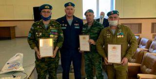 Заседание координационного совета ветеранов боевых действий Каменска-Уральского, посвященое социальной помощи ветеранам