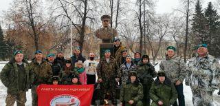Митинг памяти генерала Маргелова 2020