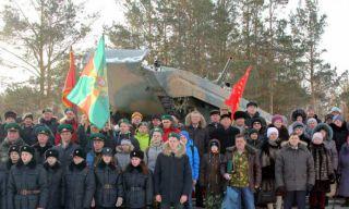 В Каменске-Уральском прошли мероприятия, посвященные 28-й годовщине вывода советских войск из Афганистана
