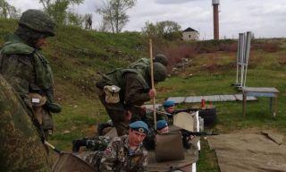 Кадеты Крылатой Гвардии прошли огневую подготовку (видео)