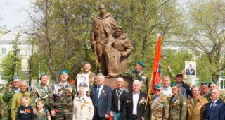 День Победы 2021 в Каменске-Уральском, часть 2 (большая фотогалерея)