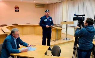 Награждения на очередном координационном совете ветеранов боевых действий Каменска-Уральского