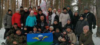 Десантники Каменска-Уральского и их семьи встретили Весну