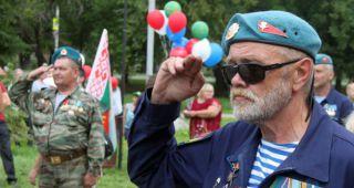 День ВДВ-2017 в Каменске-Уральском - фоторепортаж, часть первая